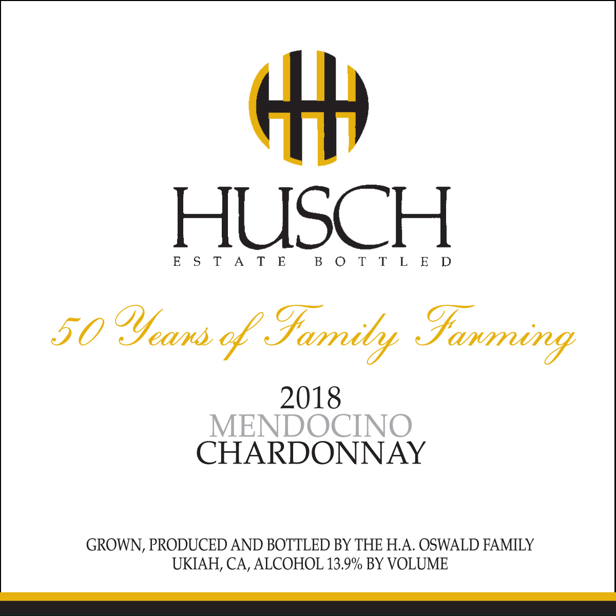 Husch Vineyards Family Owned Winery In Anderson Valley
